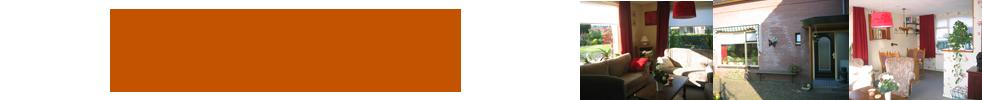 Logo van huisje de Vlinder